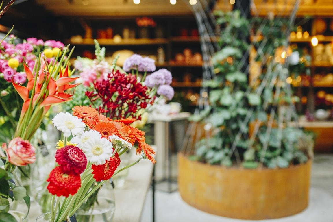 Bloemenspeciaalzaak